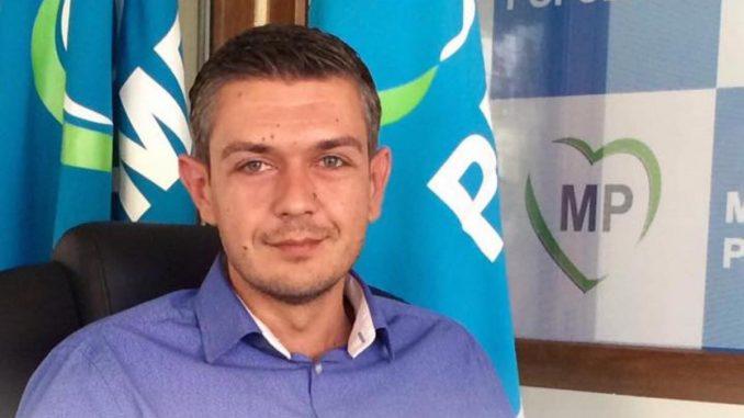 Virgil Senopol, candidatul PMP la Primăria Cumpăna. FOTO Arhiva personală V. S.
