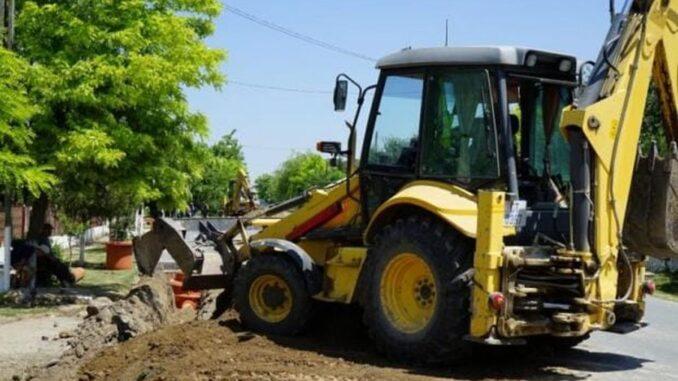 Investiții în comuna Cumpăna - Extindere și modernizare reţea de apă şi canalizare
