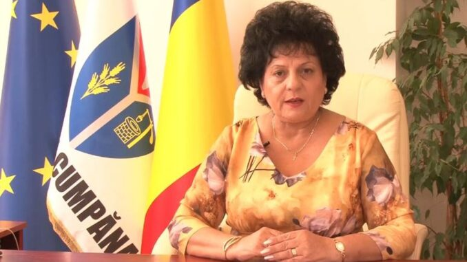 Primarul Ec. Mariana Gâju a transmis un mesaj de Ziua Drapelului Național
