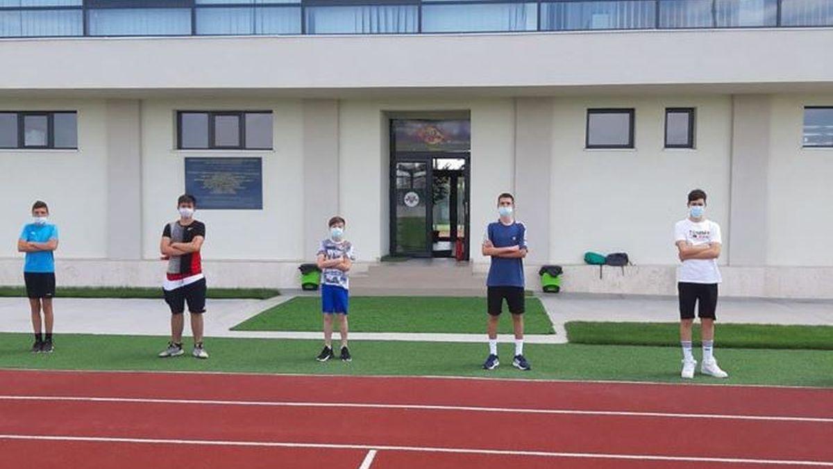 Reluare activitate sportiva