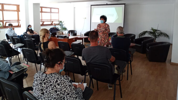 Măsuri în vederea promoavării dezvoltării durabile într-o regiune ţintă