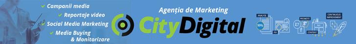 CityDigital – Agenție de Publicitate în Constanța